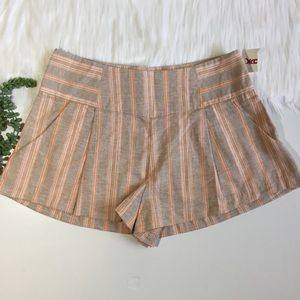 Free People Linen Shorts | Size Small | NWT